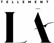 Tellement Là - logo noir