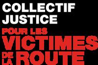 logo collectif justice pour les victimes de la route